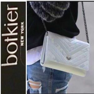 """Botkier """"Soho"""" Quilted Crossbody Wallet"""